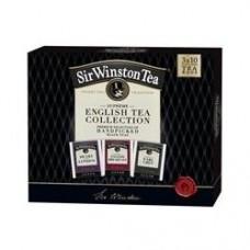 SIR WINSTON TEA English Tea Collection 3x10sáčků (55,5g)