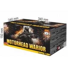 Motorhead warior - kompaktní ohňostroj - kompakt 88 ran