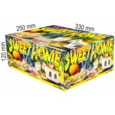 SWEETHOME - kompaktní ohňostroj - kompakt 130 ran