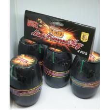 Mini powder keg 4 ks